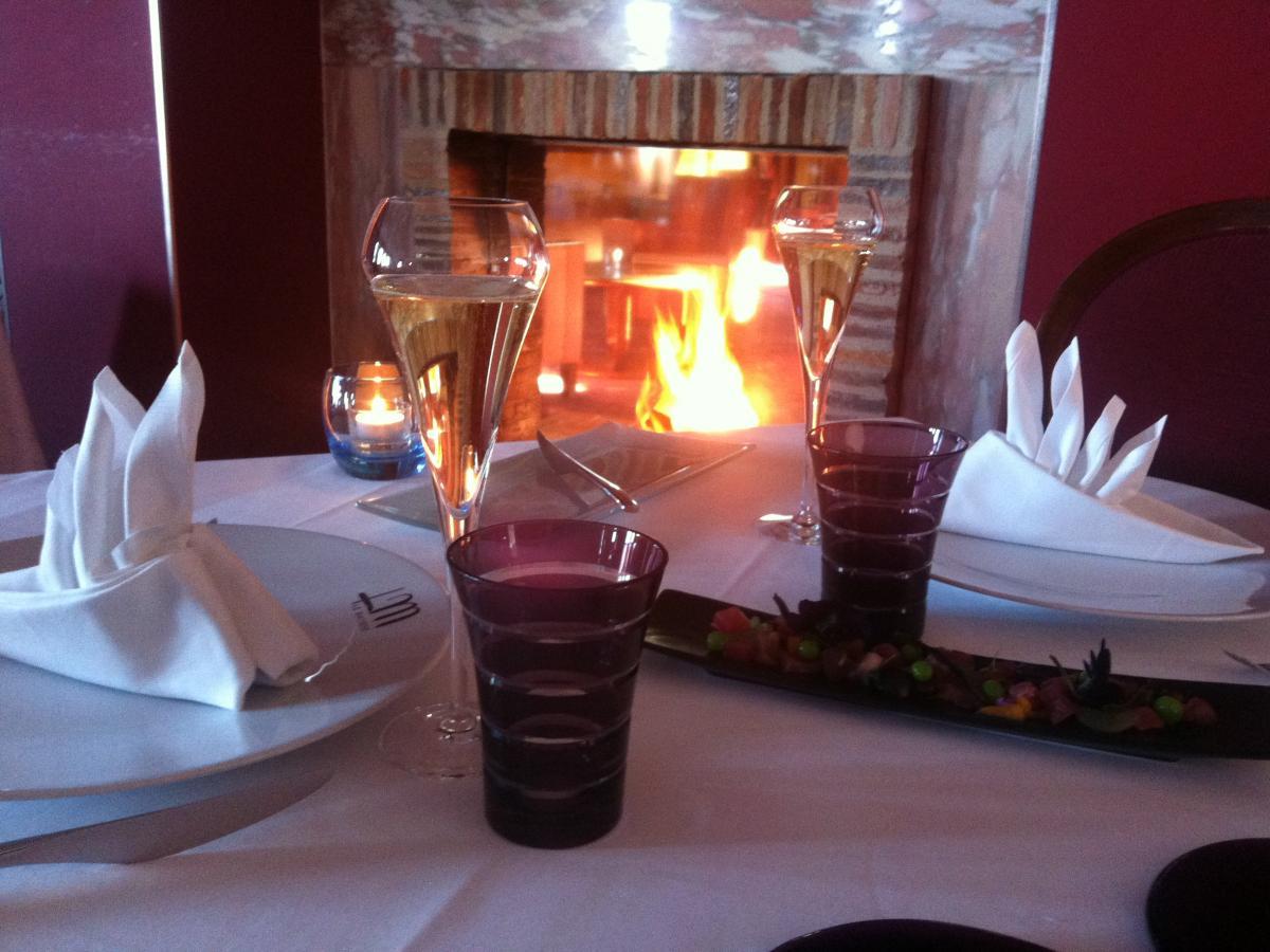Restaurant Le Matisse pr�s de Deauville
