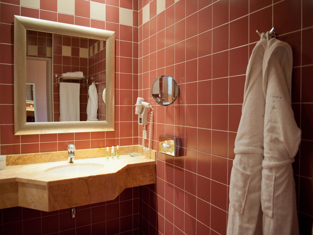 Salle de bain Chambre Ex�cutive, pr�s de Deauville