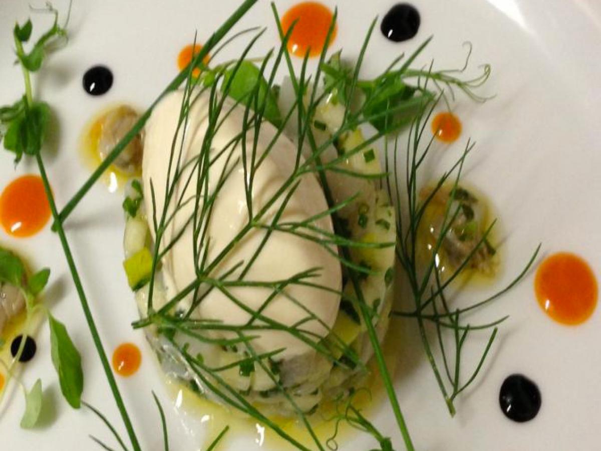 Honfleur restaurants Gastronomie