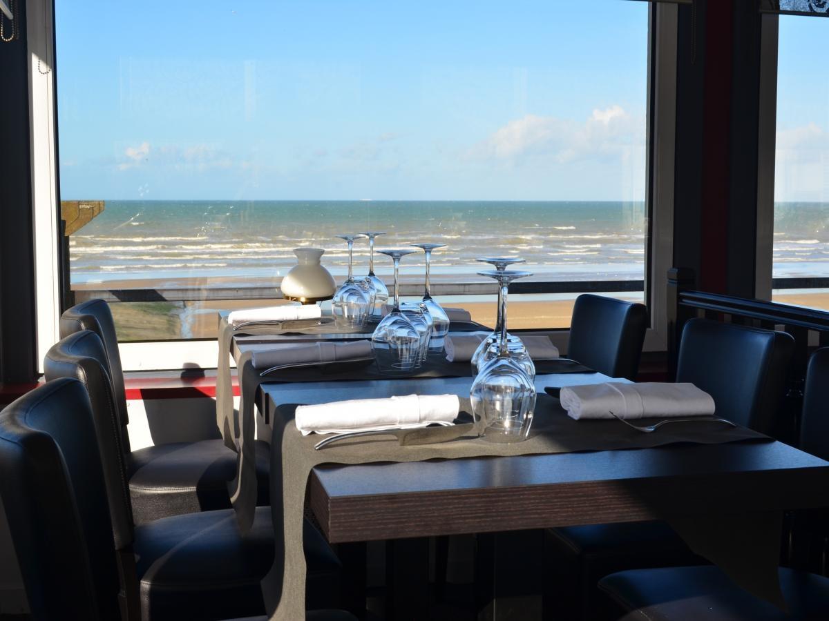 Cabourg restaurants Au bord de l'eau