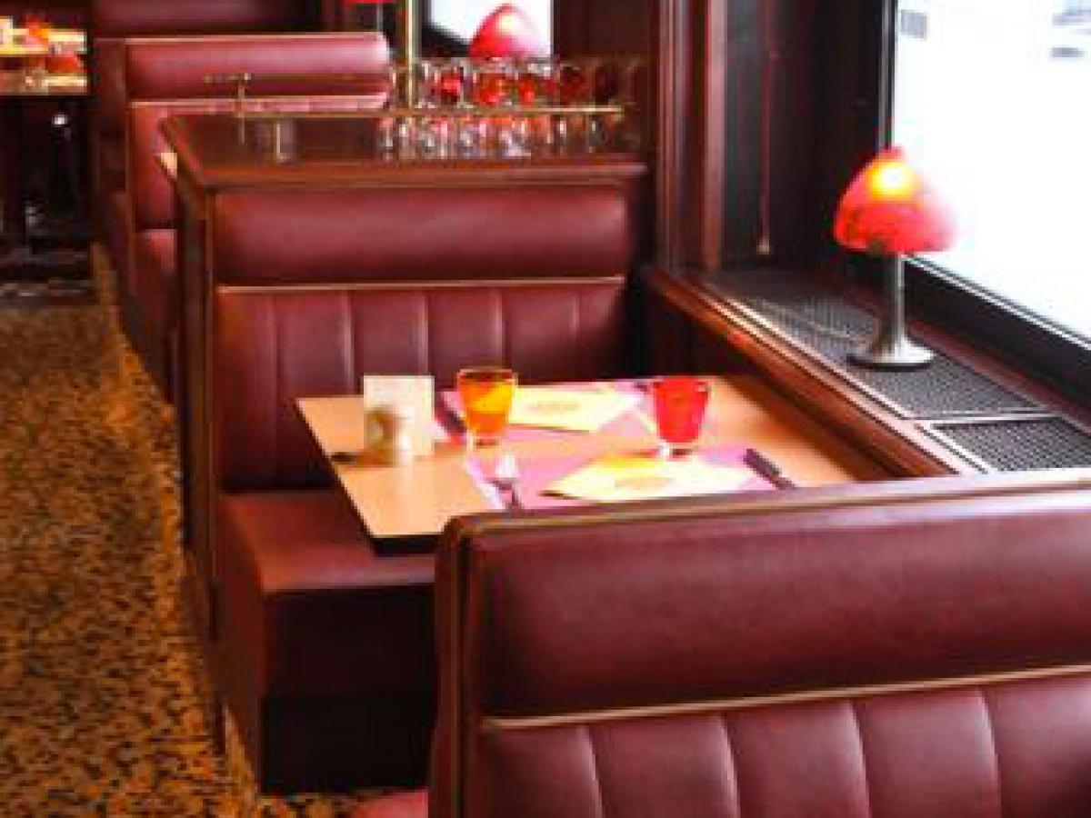 Cabourg restaurants Brasserie