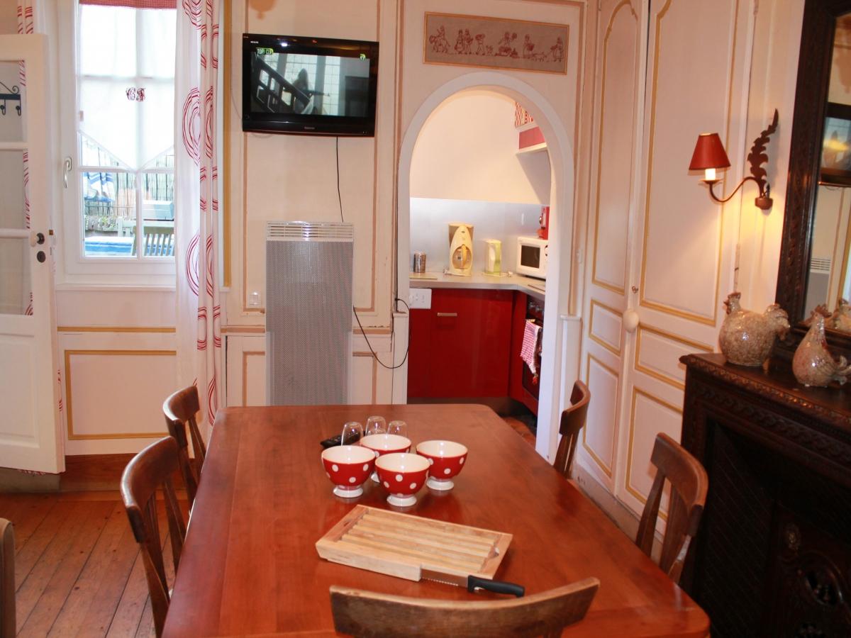 Salle - cuisine
