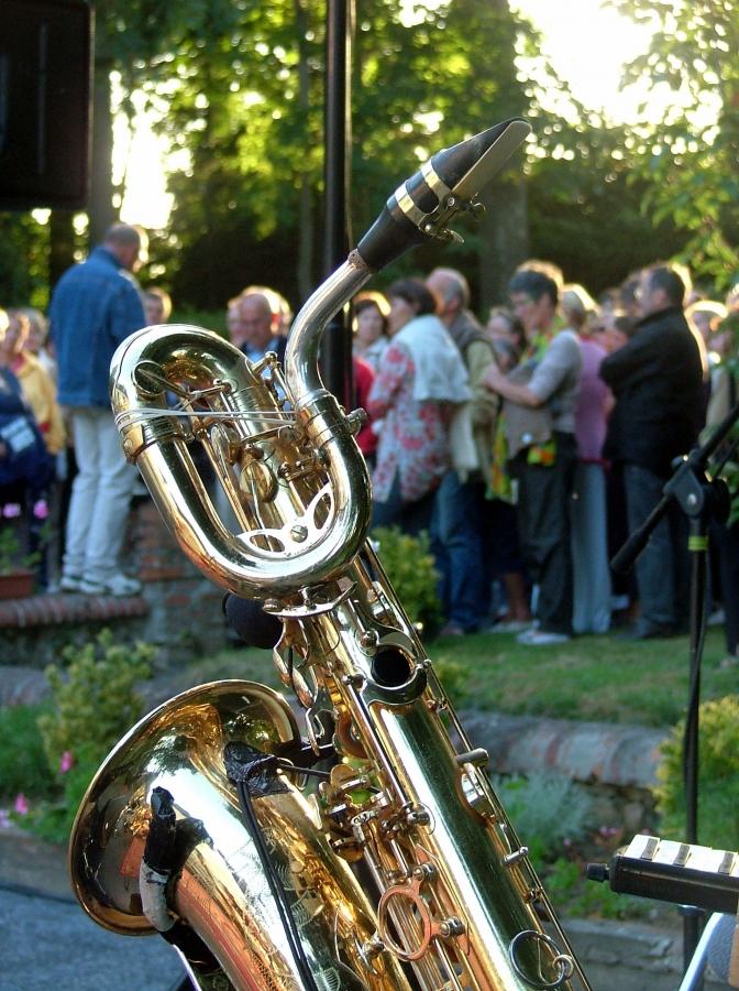 Festival Jazz sous les Pommiers