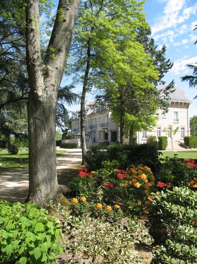 Logis h tel le parc sologne 3 toiles salbris en sologne for Jardin gourmand bourges