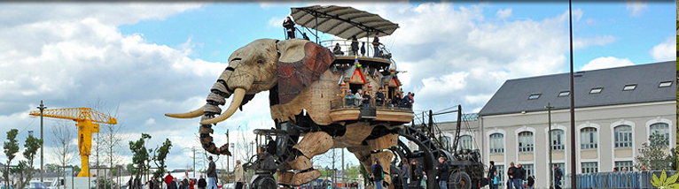 Giant Royal de Luxe in Nantes