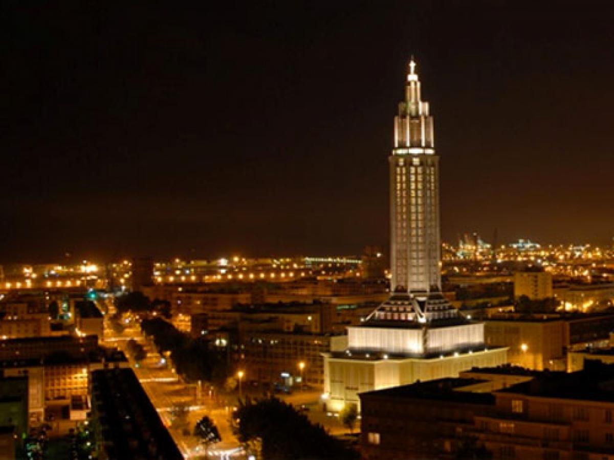 Deauville hôtels Hotels centre ville Le Havre