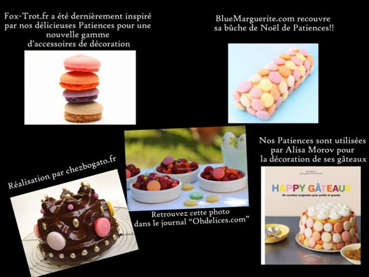 Accueil Dessert Innovation
