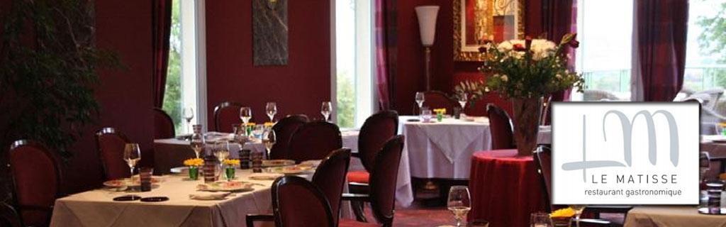 Restaurant Deauville Le Matisse