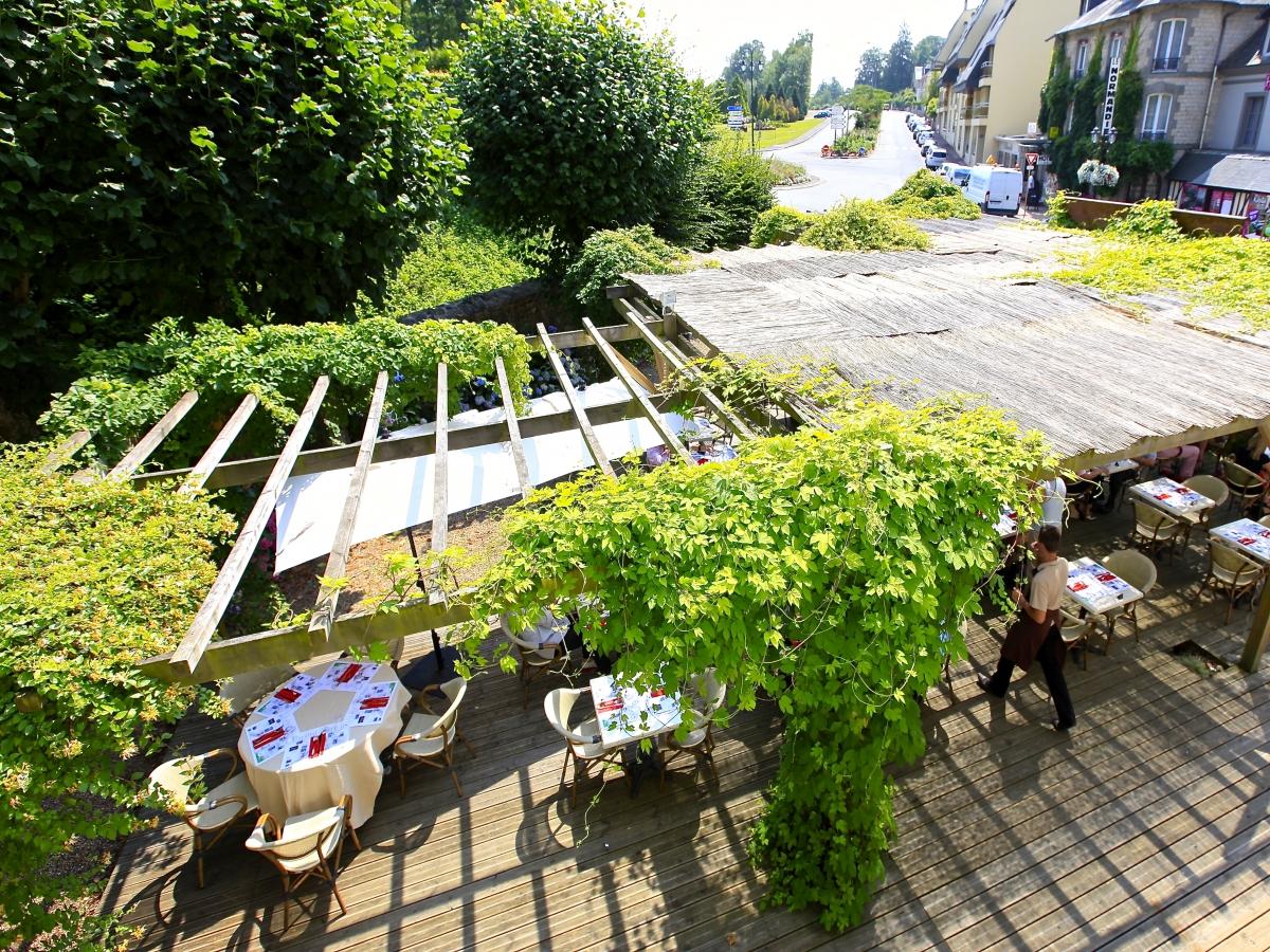 Menus Restaurant La Terrasse Bagnoles De L Orne