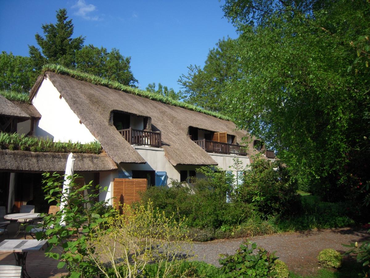 L'Hôtel et ses chambres avec Terrasse