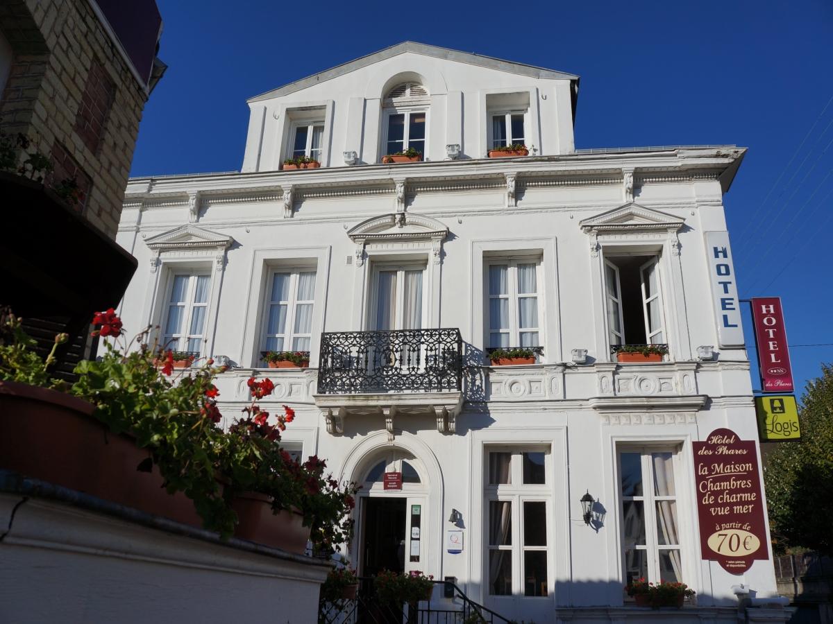 Hotel de charme Les Phares le Havre plage