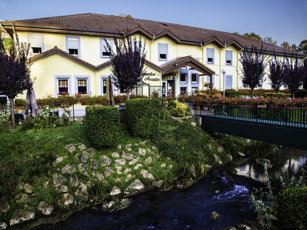 Hotel  Etoiles Metz