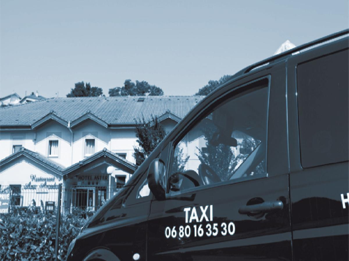Taxi SPITONI 24h/24