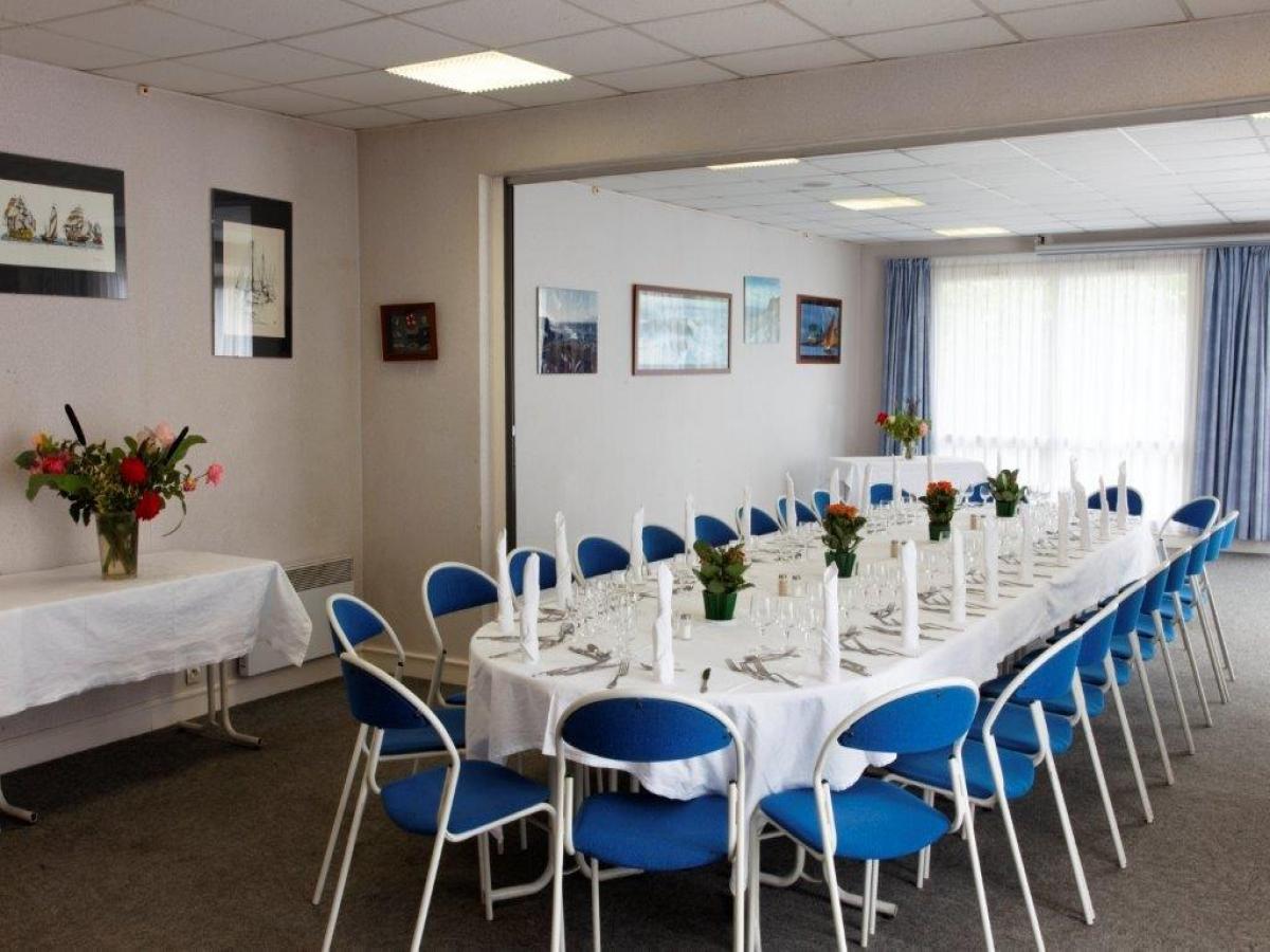 Hotel Restaurant Le Clermotel à Agnetz