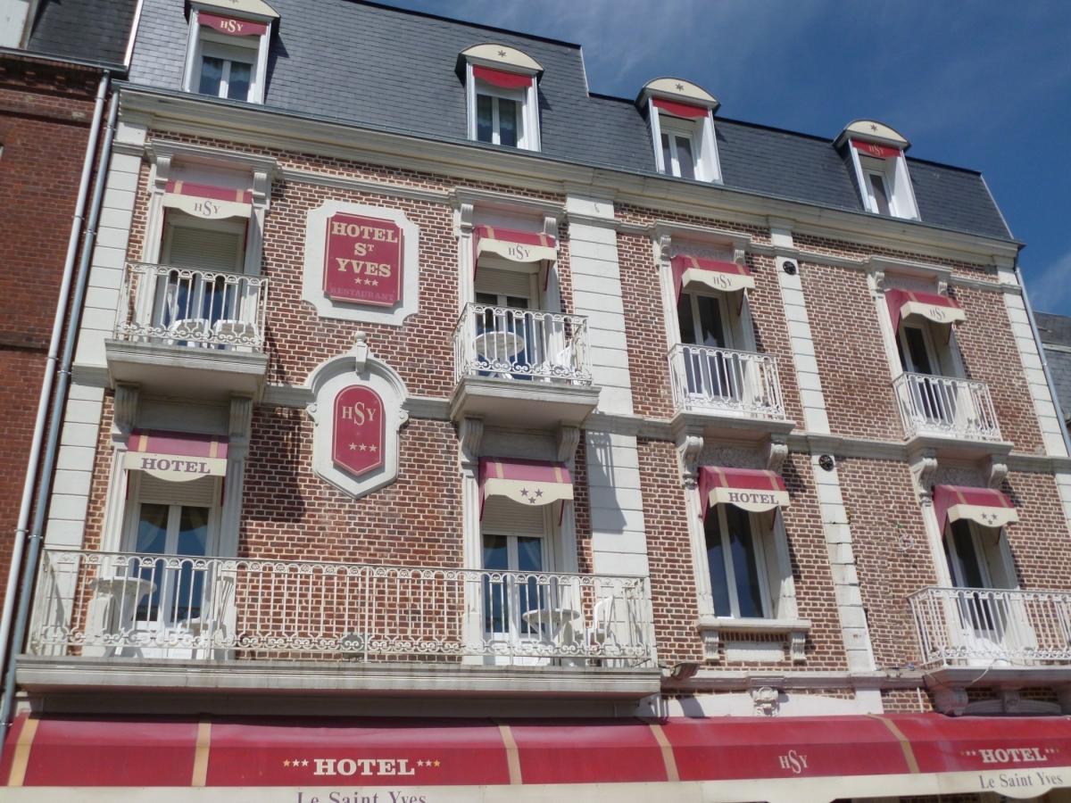 façade coté quai albert cauët