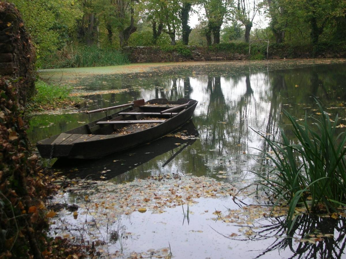 Un tour en barque ?