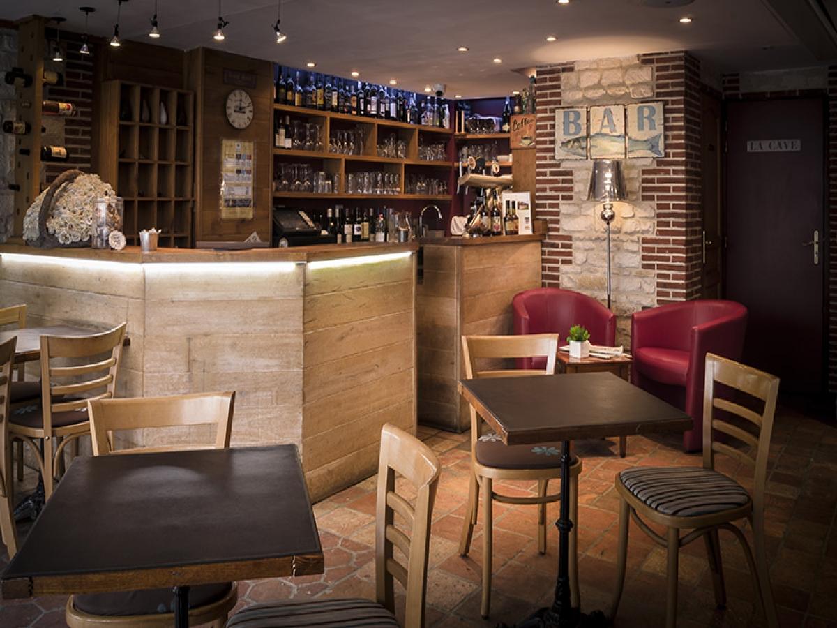 le Bistrot et réception Bar à Huitres