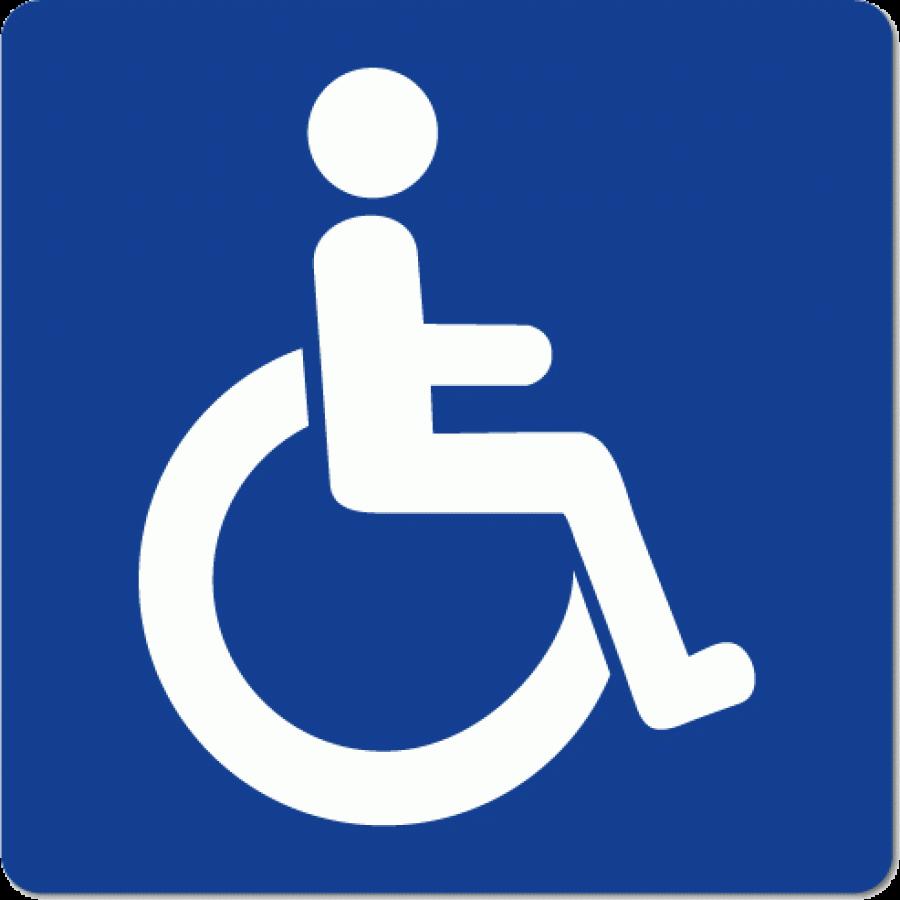 Restaurant accessible PMR