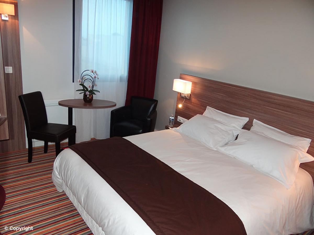 Hôtel Touvotel 3 étoiles situé à Dieppe