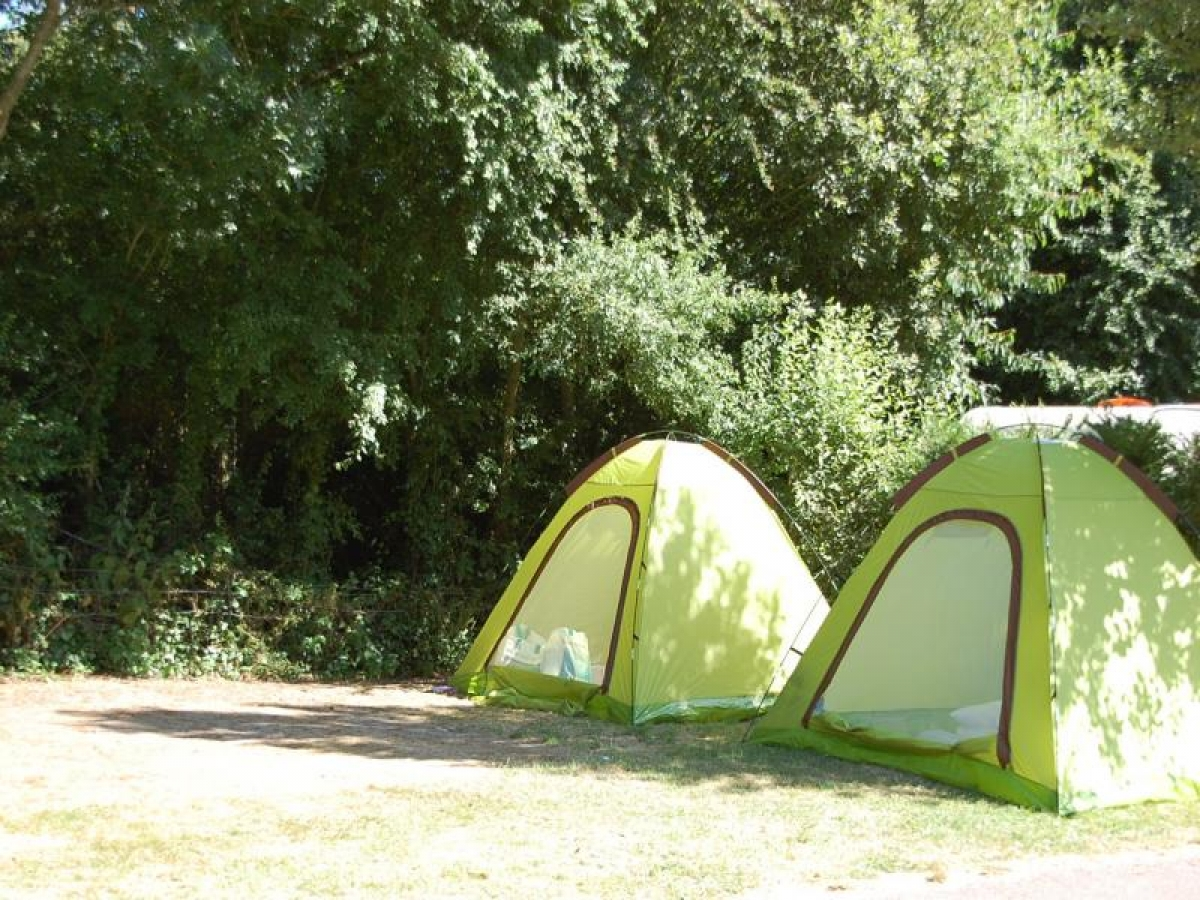Emplacement caravane camping Normandie