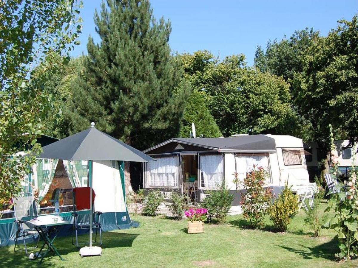 Emplacement caravane camping Normandie