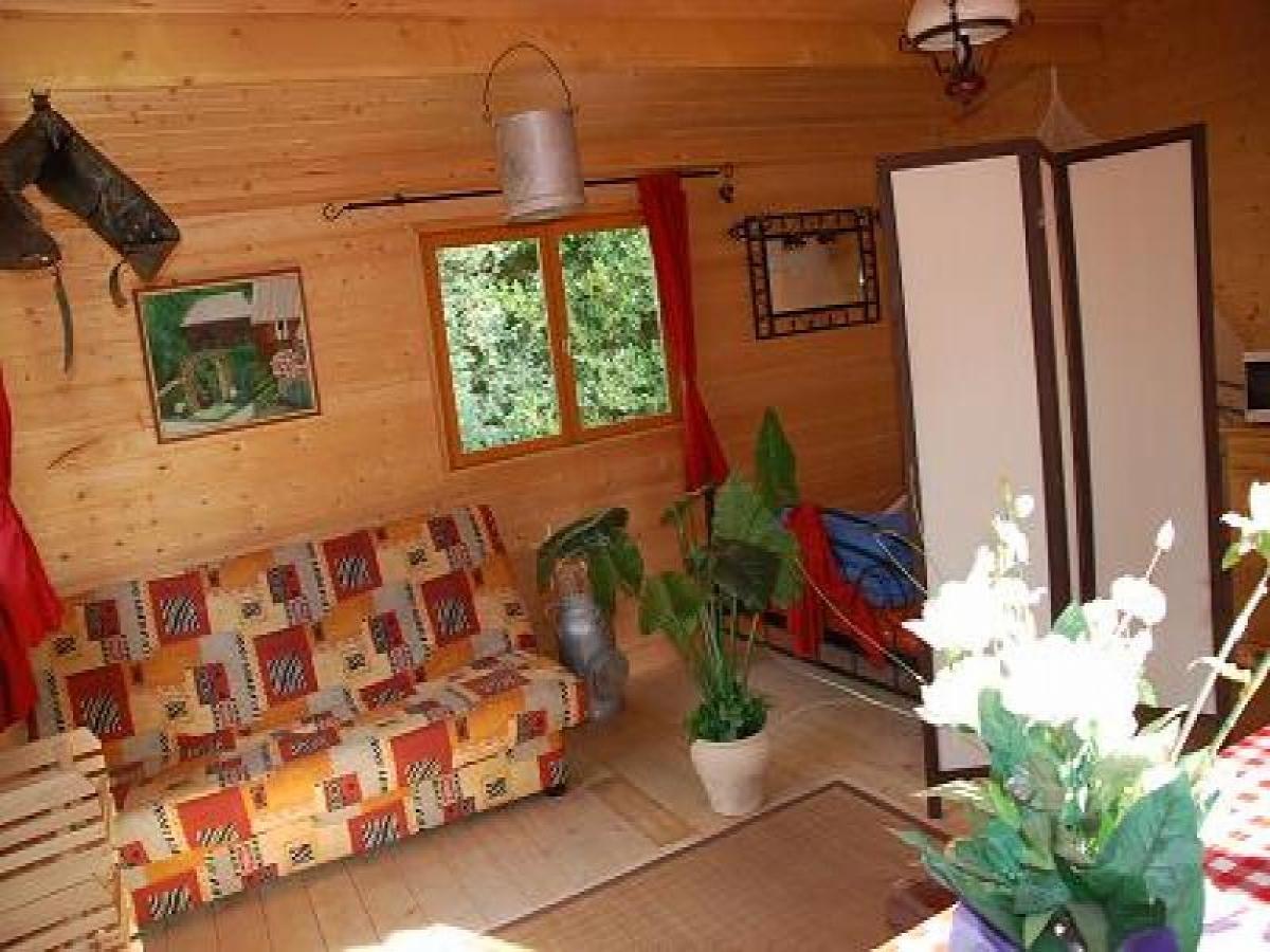 Location cabane Camping du Golf