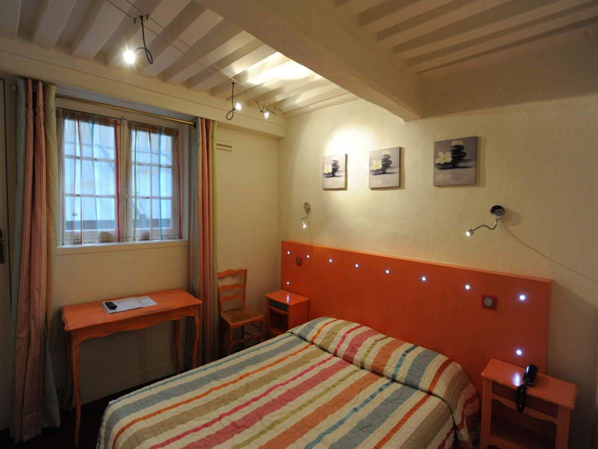Chambre 35 - 3ème étage - Salon