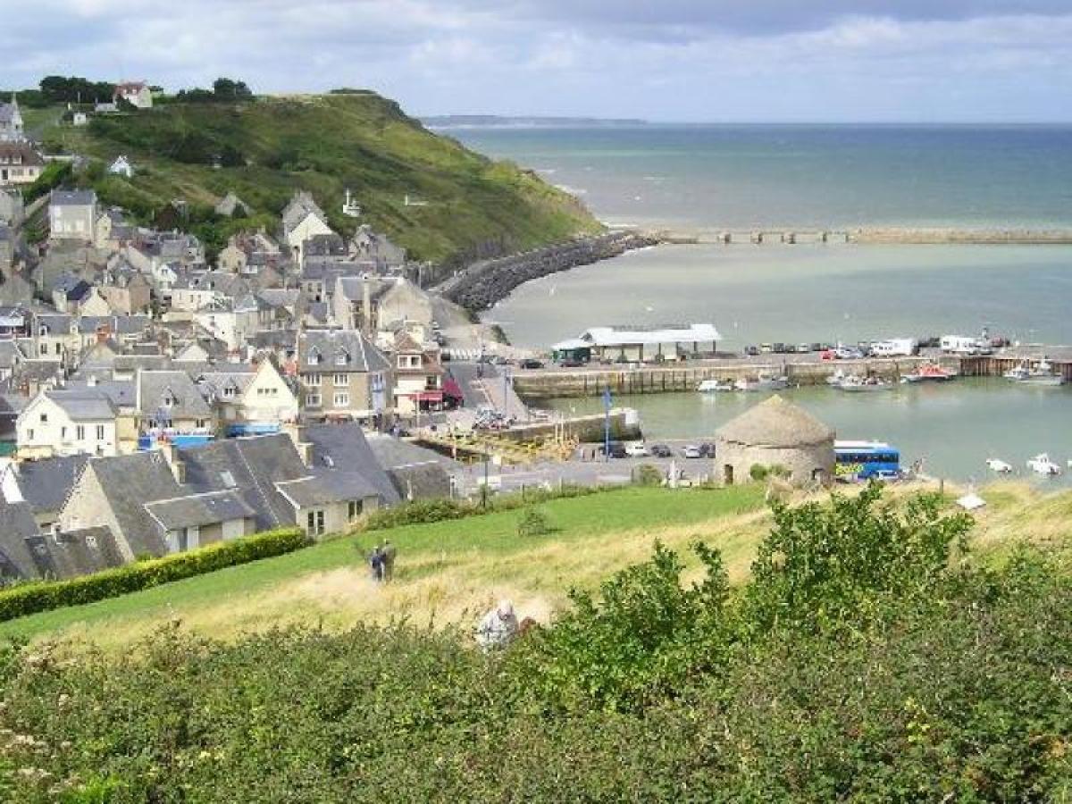 Tourisme en normandie cavados dives cabourg honfleur for Camping dives sur mer avec piscine