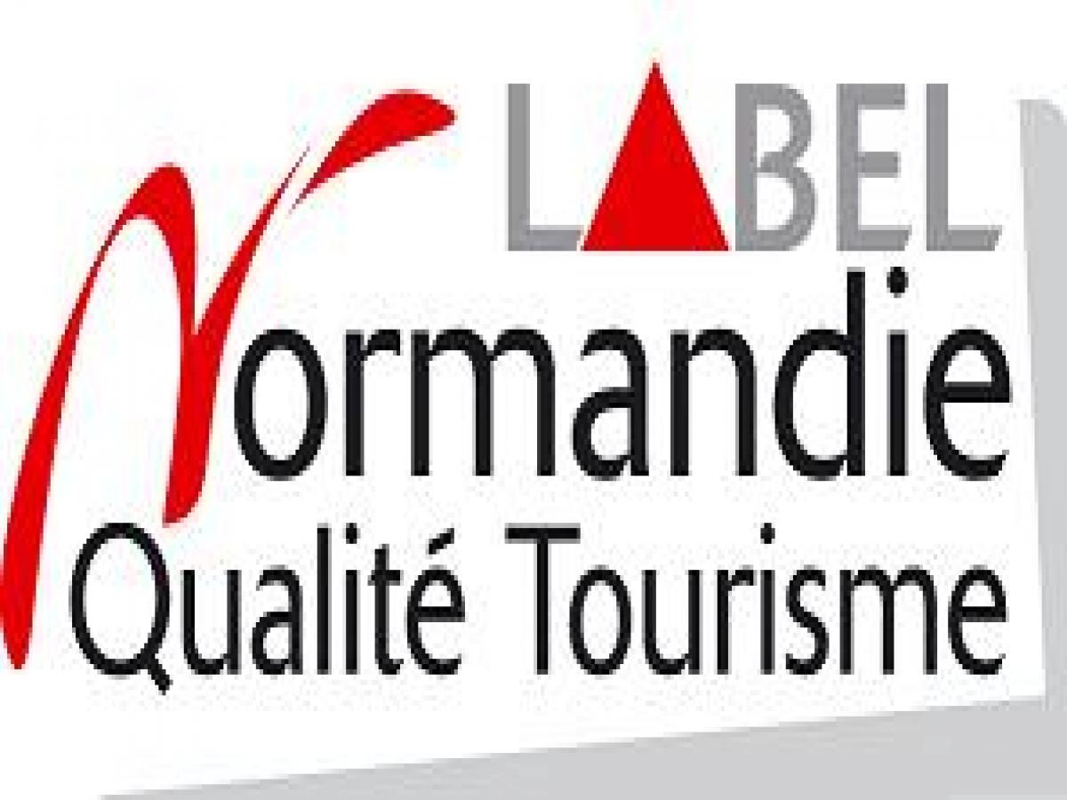 Fier de la qualité que nous déployons, le camping est labellisé Normandie qualité tourisme