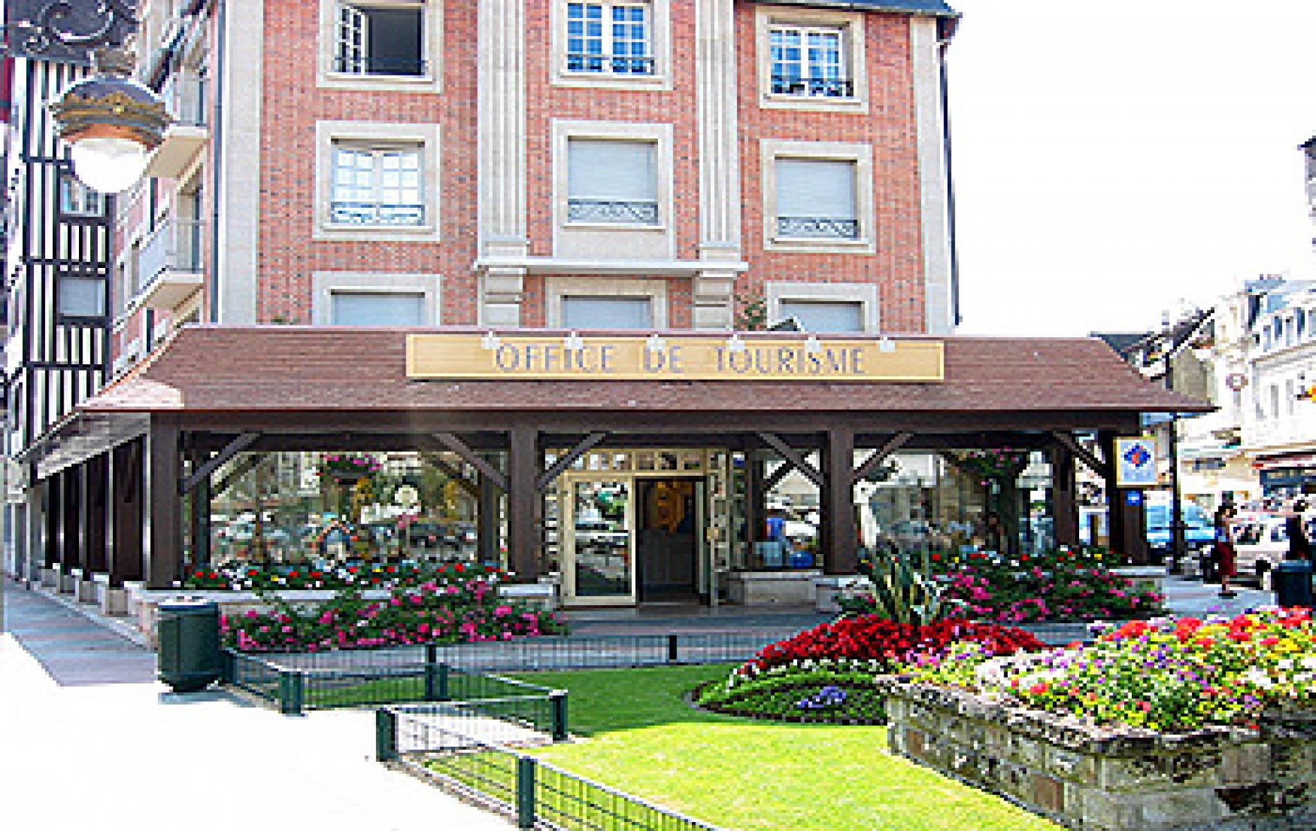 Office de tourisme de trouville h tel restaurant les embruns - Deauville office de tourisme ...