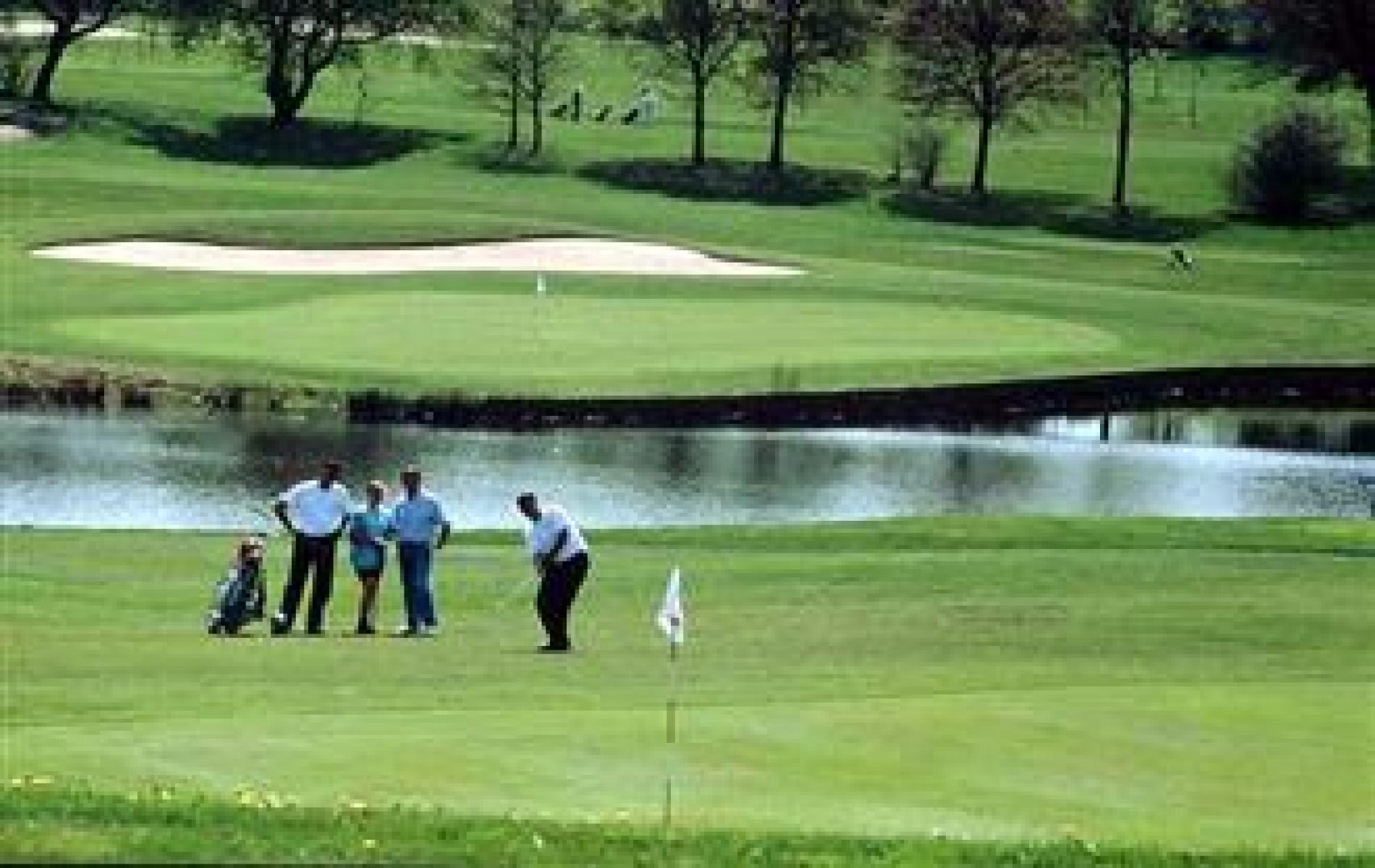 Golf in Nantes