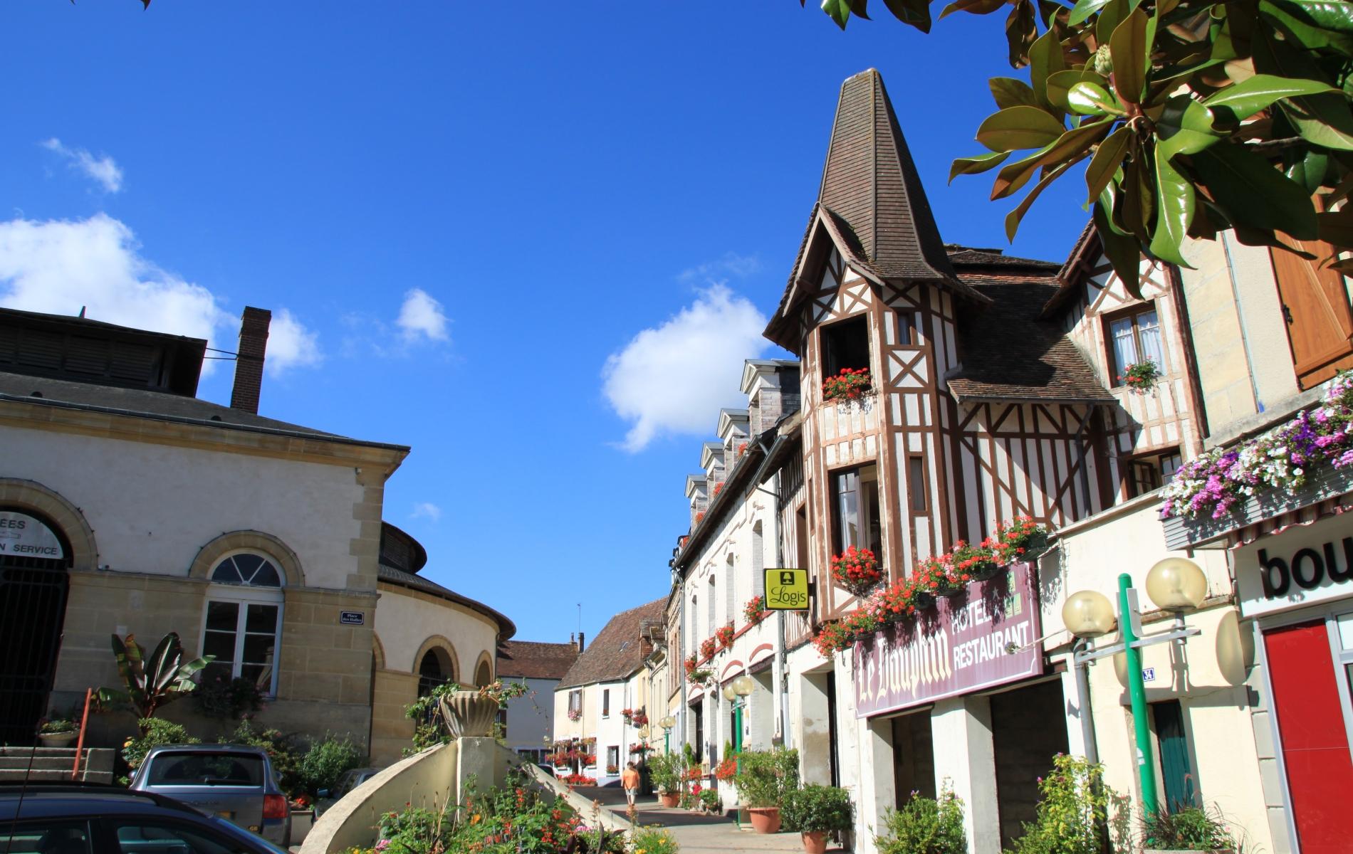 Logis hotel Le Dauphin