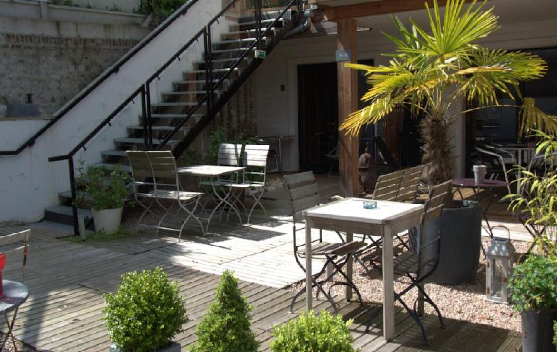 Hotel Monet à Honfleur