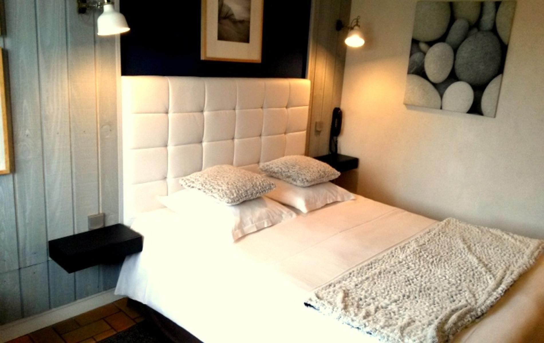 hotel monet à Honfleur chambre standard