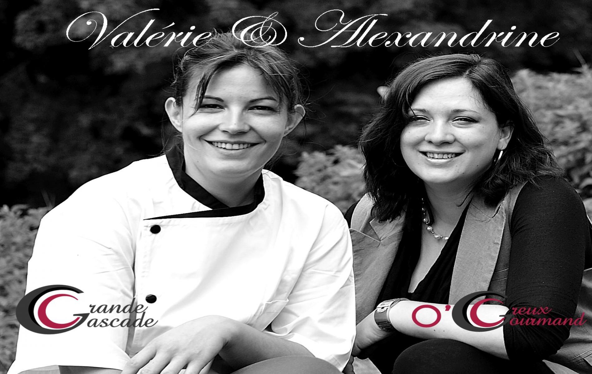 5eme génération Valérie et Alexandrine