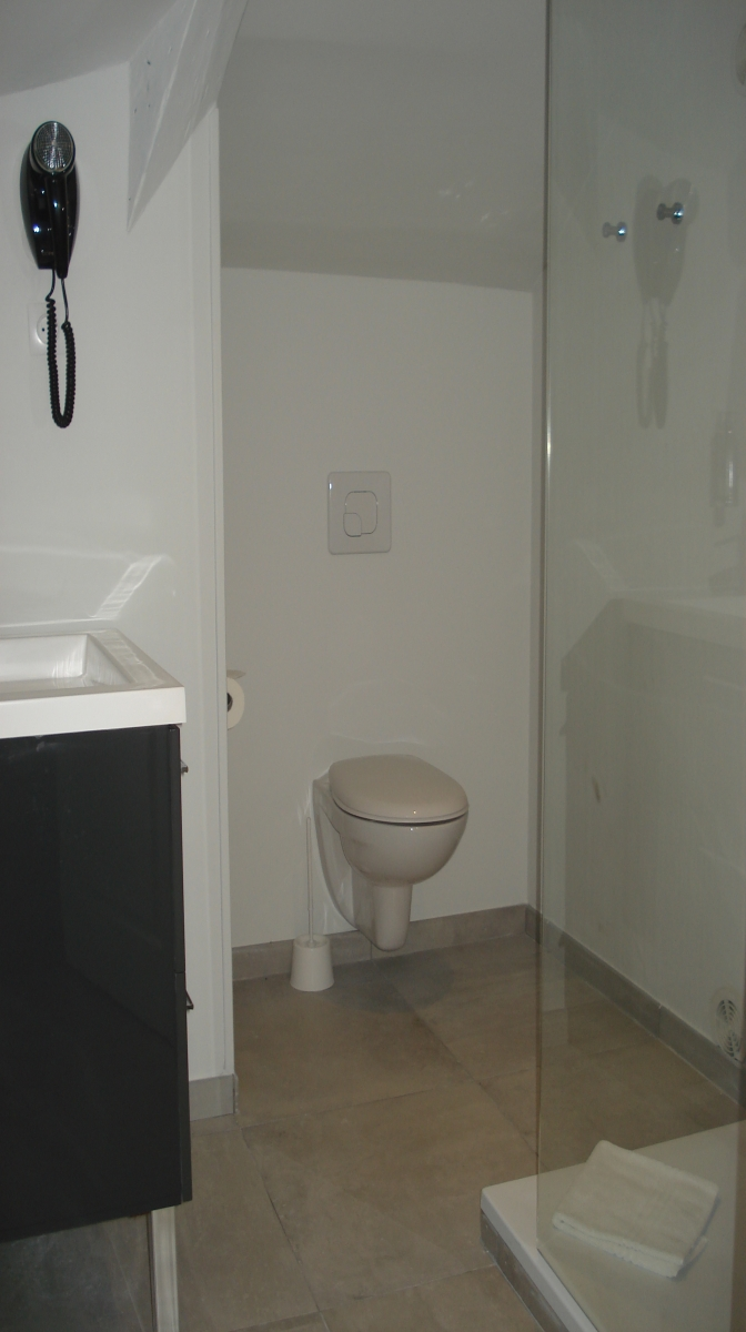 Salle de bain Familiale Quadruple