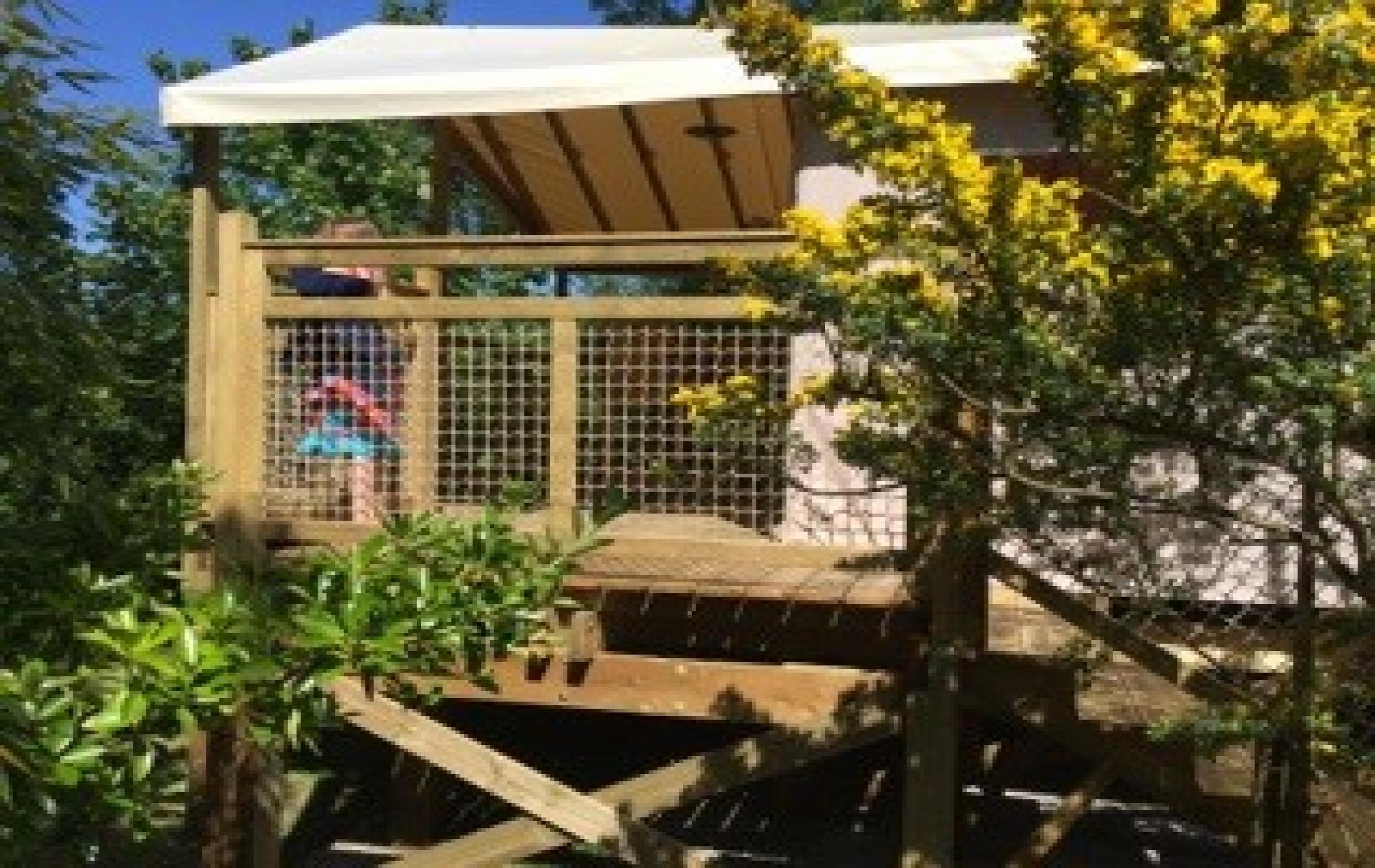 Cabane Lodge Aventure