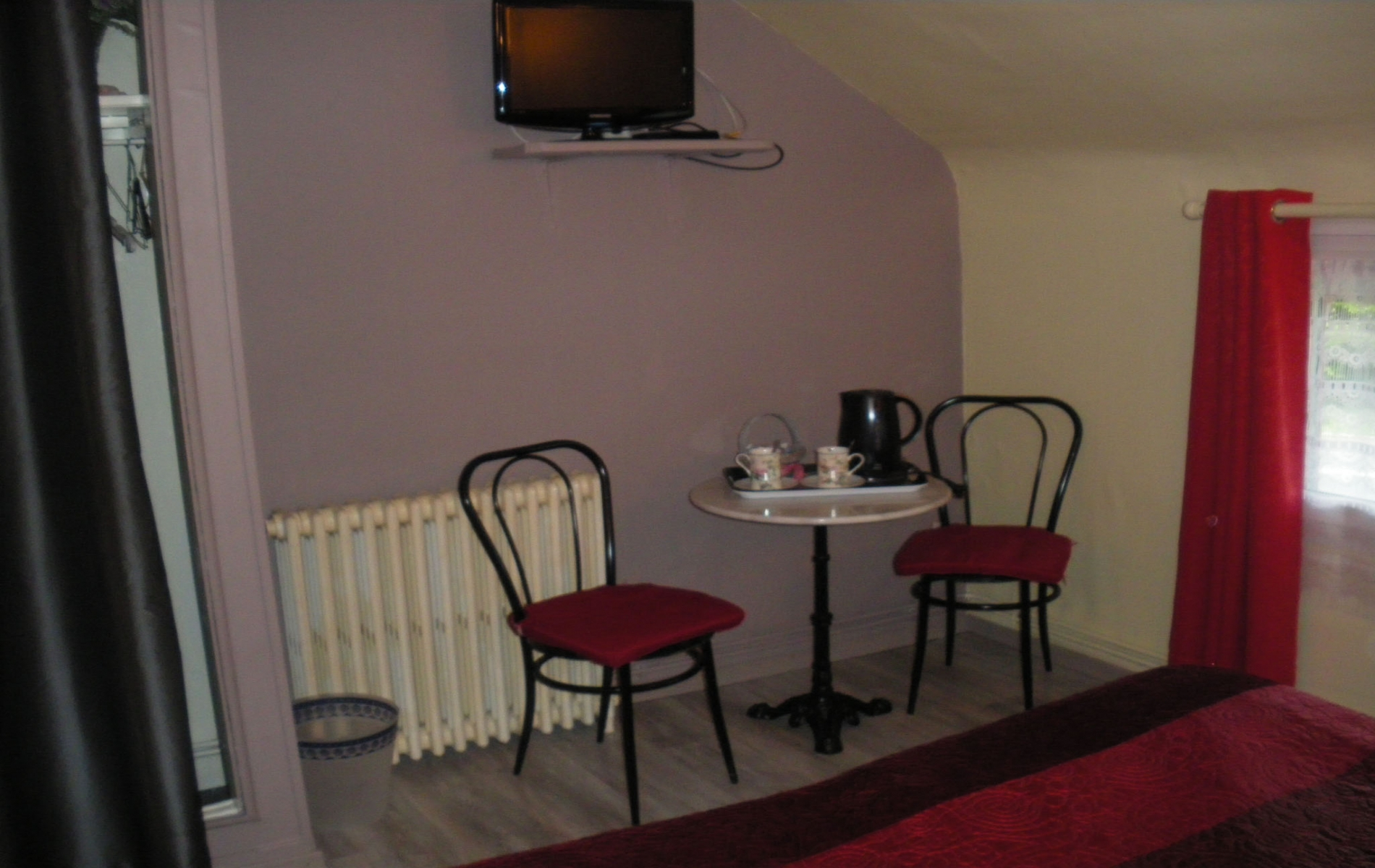 Chambre double lit 180 - 1er étage