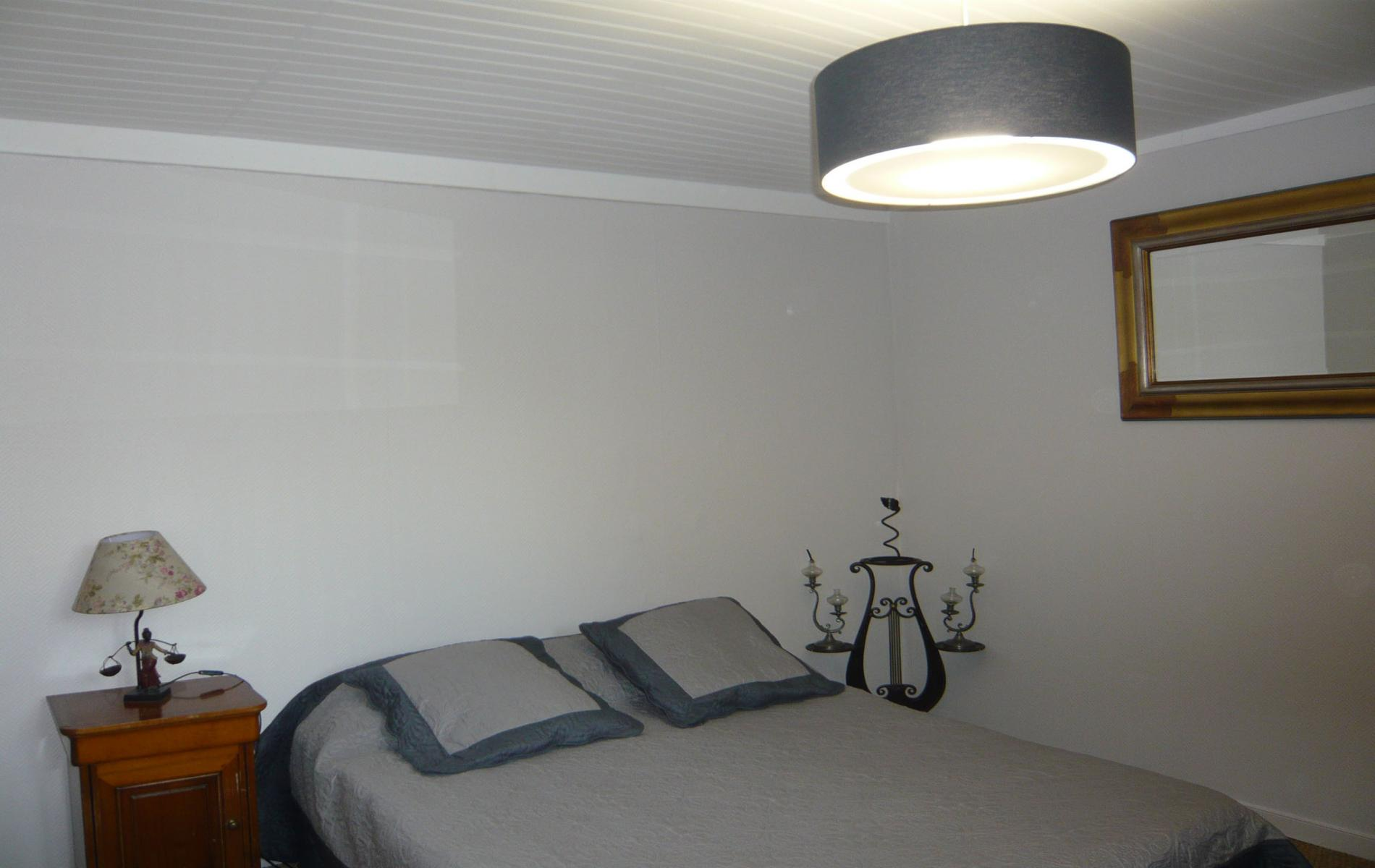 Chambre ivoire 3 pers