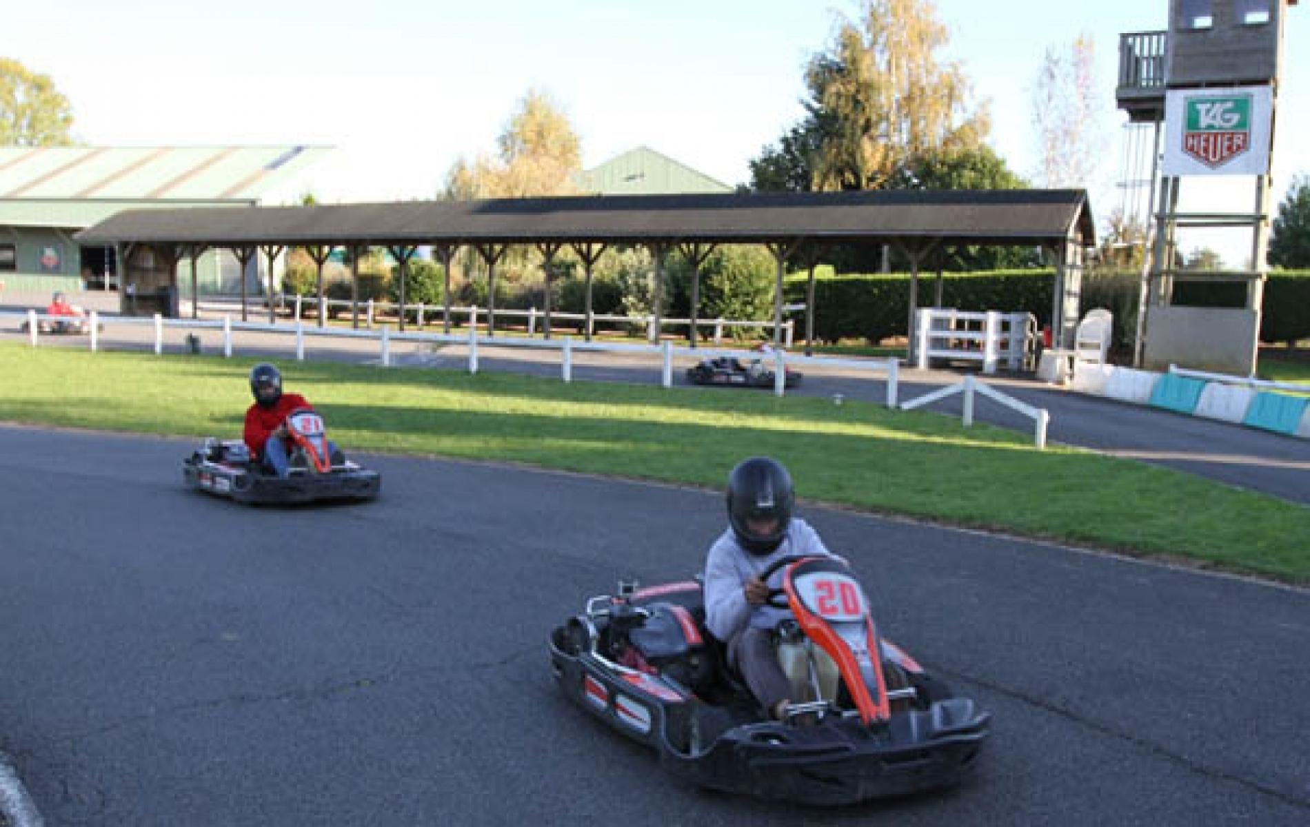 Activité Karting à Deauville