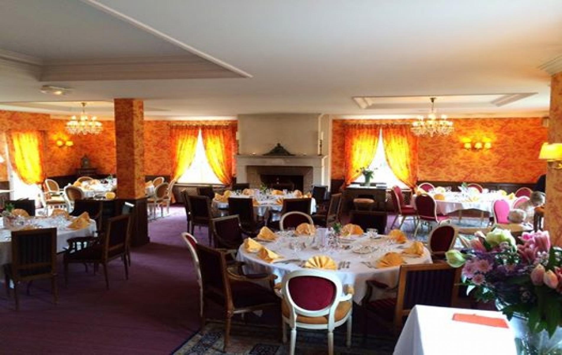 Réception d'entreprise à Deauville