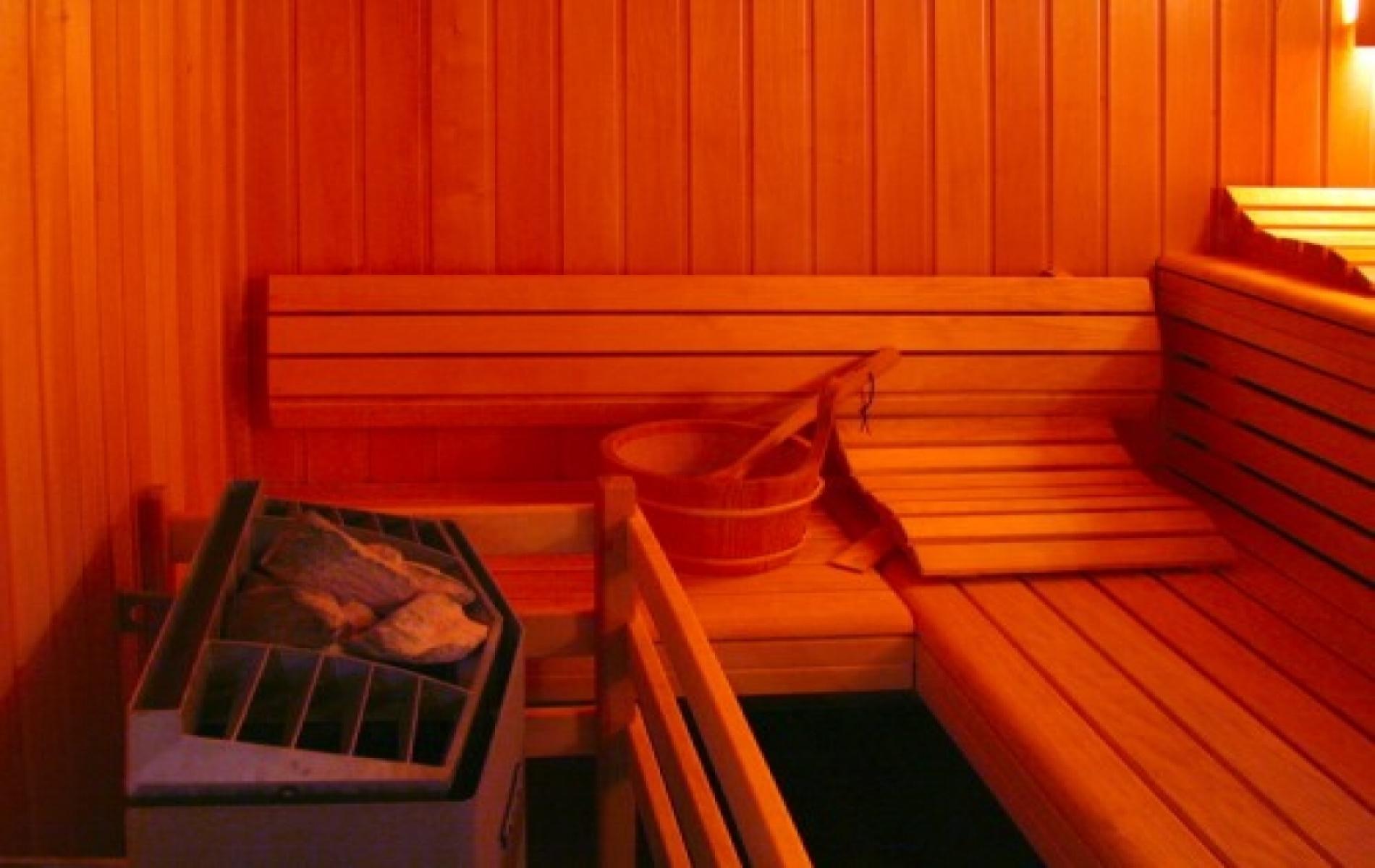 Sauna après une journée de travail en Normandie