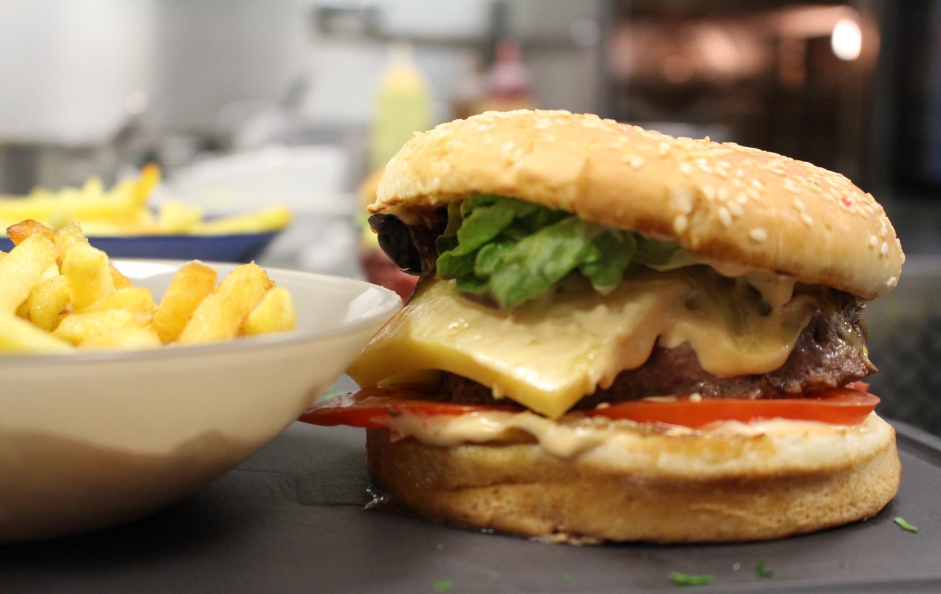 Hamburger du Bistrot