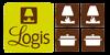 Logis Hotel 2 cocottes et 2 cheminées