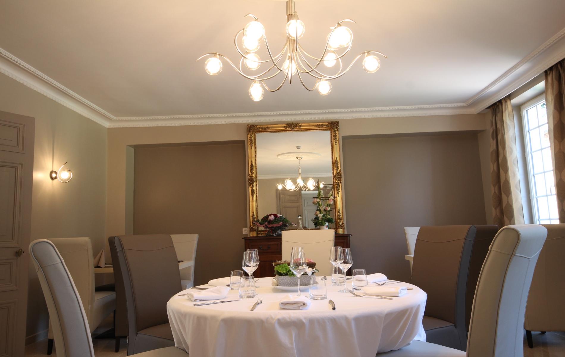 restaurant Les Champs Gacé