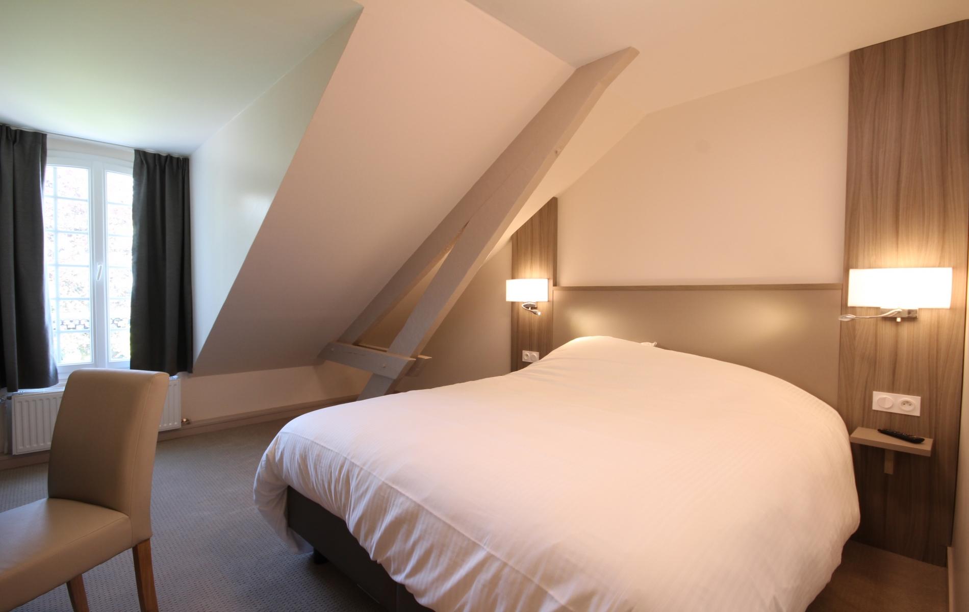 Chambre 2 personnes à partir de 75 euros