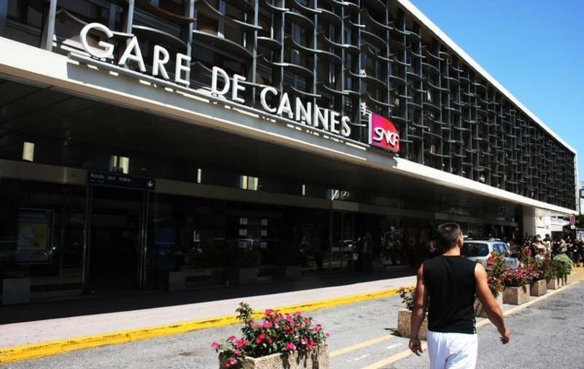 Hotel Cannes Gare