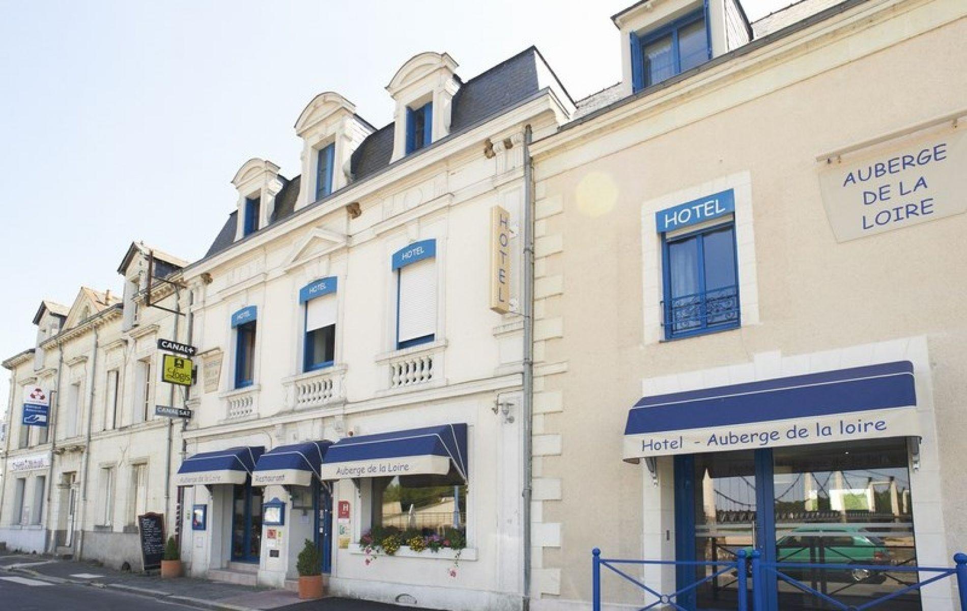 Auberge de La Loire entre Angers et Nantes