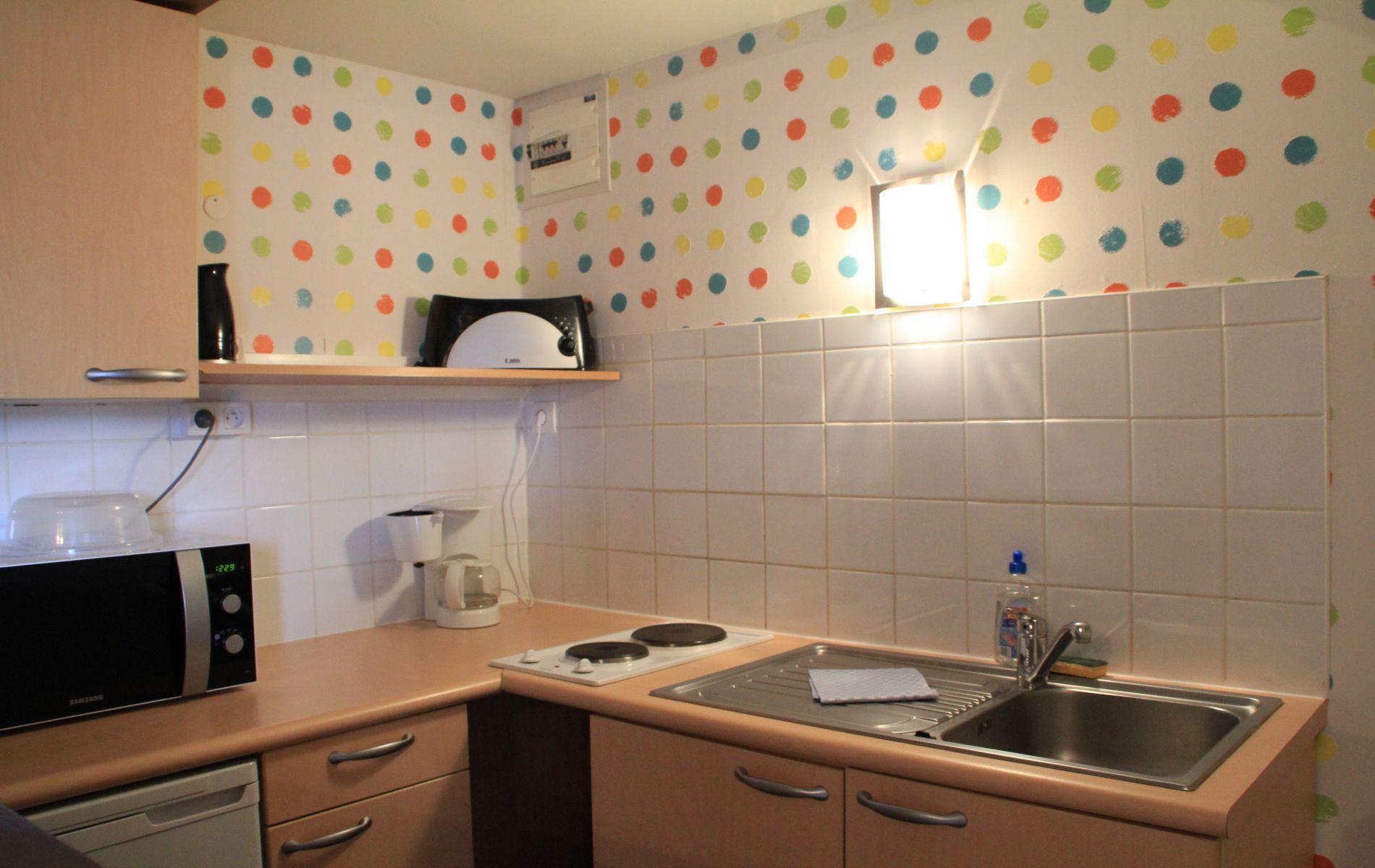 Appartement 2 Pièces Kitchenette