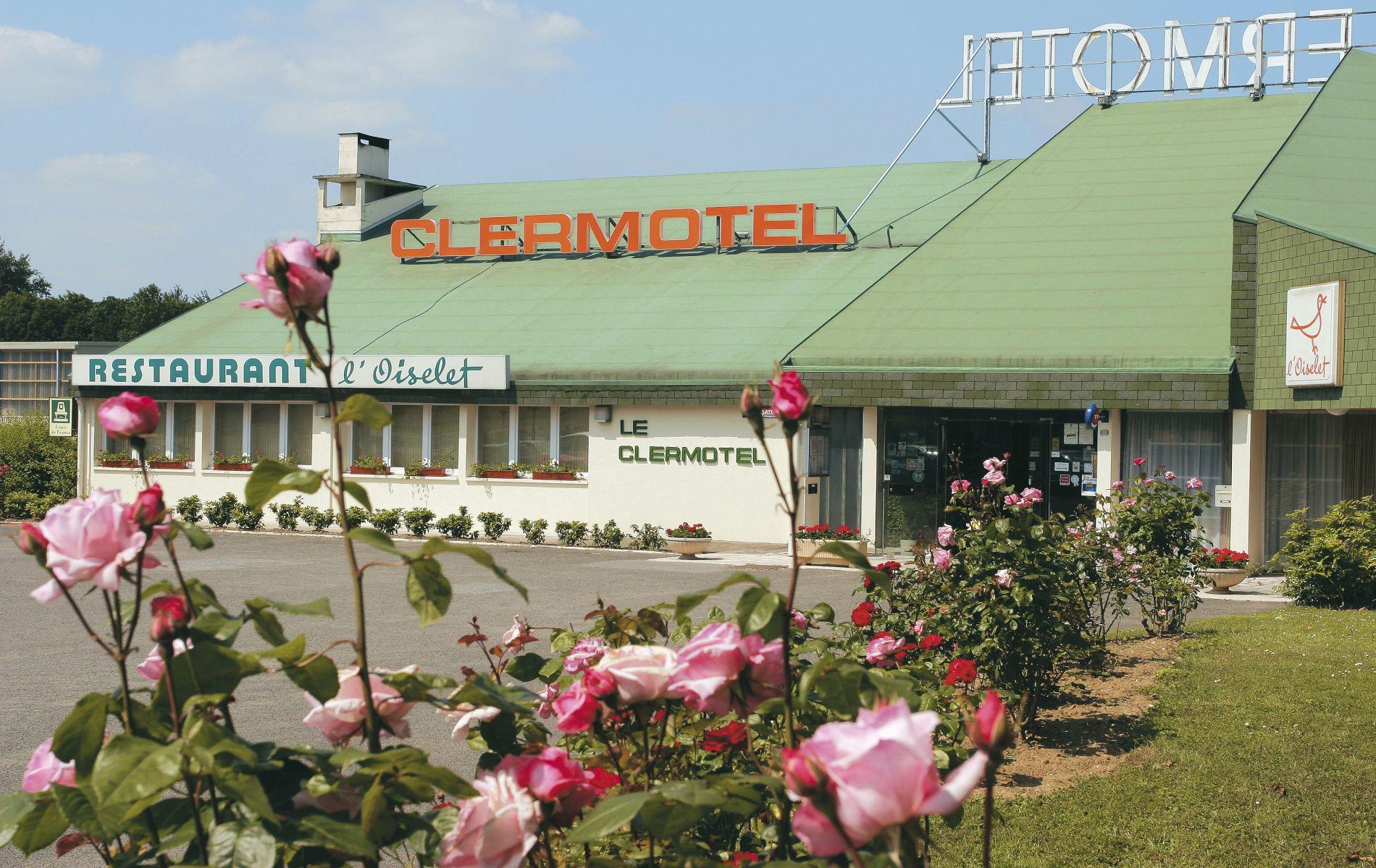 Hôtel Clermotel - Façade